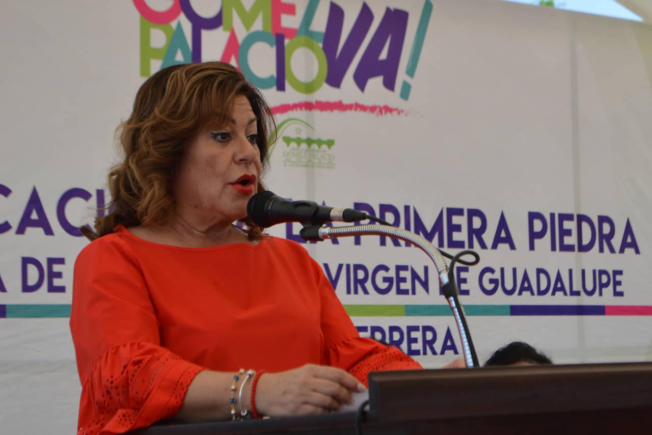 El PRI no está muerto: Leticia Herrera Ale