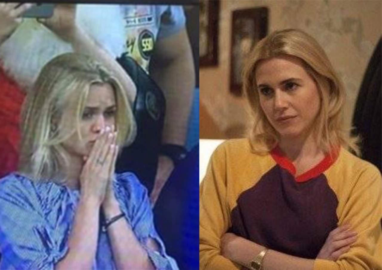 ¿Encuentran a la mamá de Luis Miguel en el mundial?