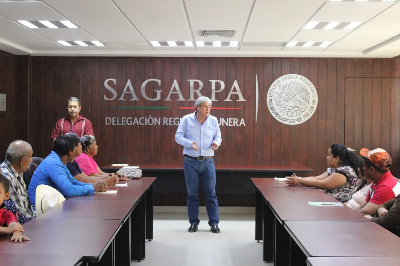 Entrega Sagarpa casi 7 millones a través de FAPPA