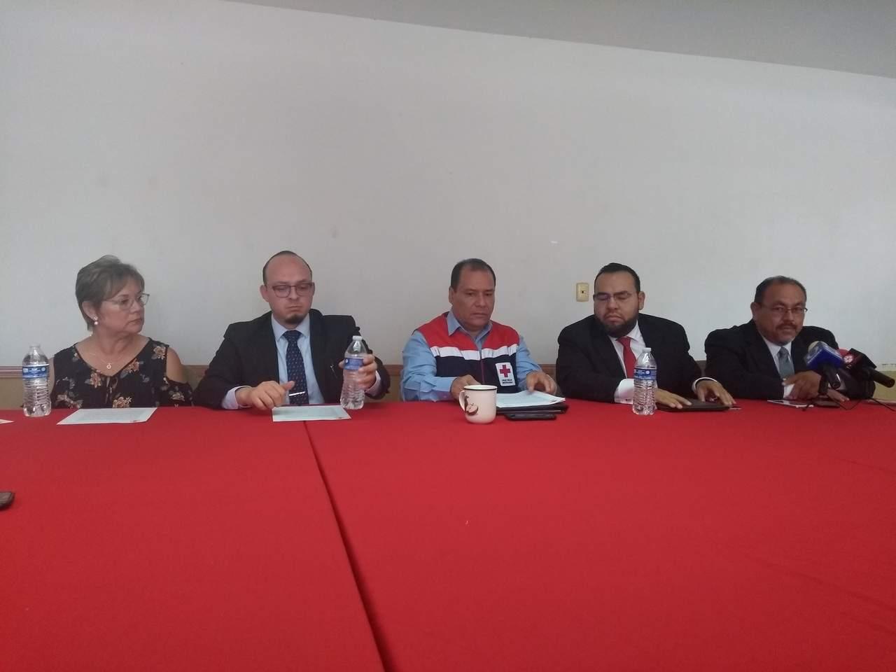 Abrirá la Cruz Roja Gómez Palacio su clínica visual