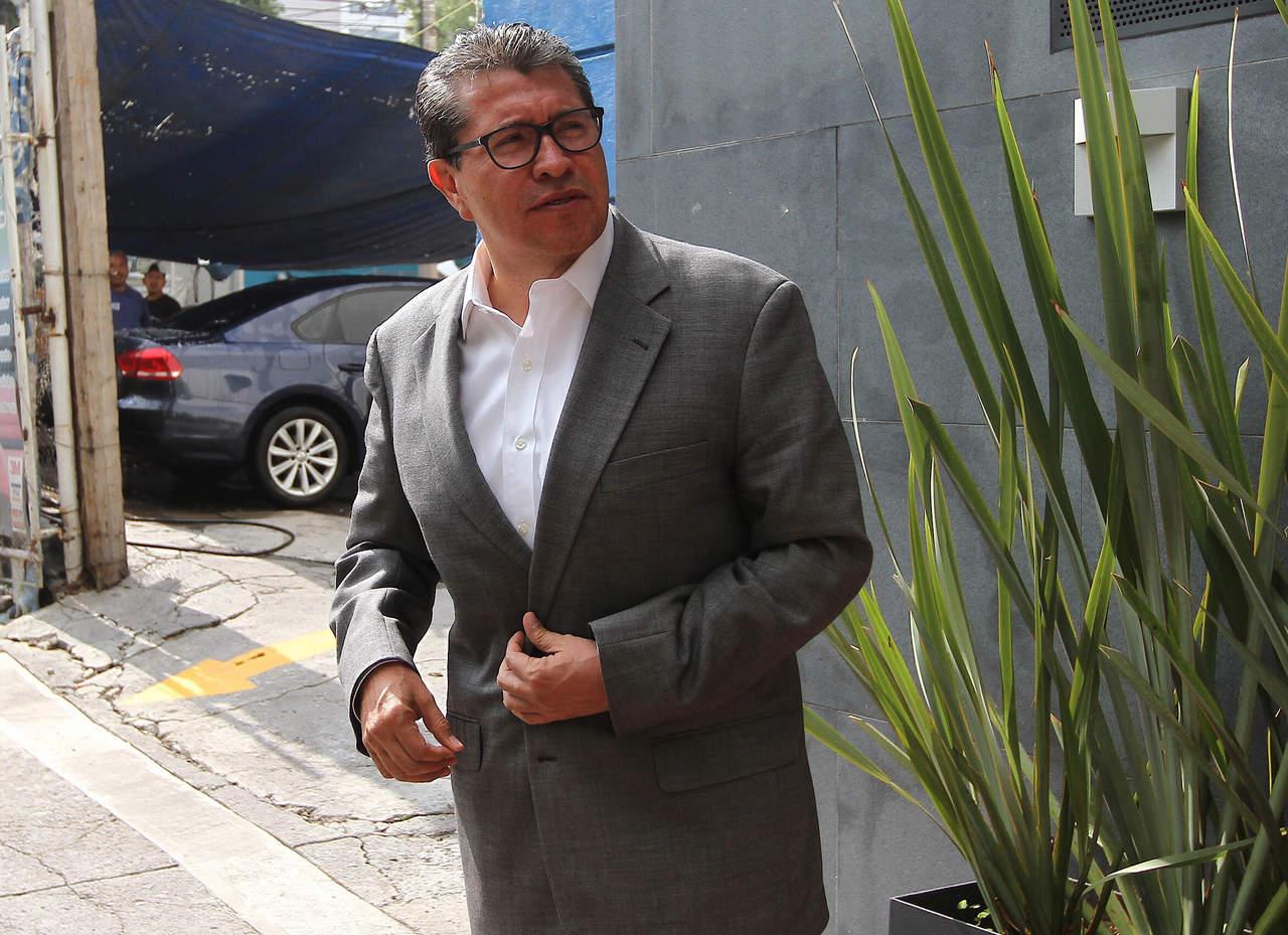 Propone AMLO a Monreal como coordinador en el Senado de Morena