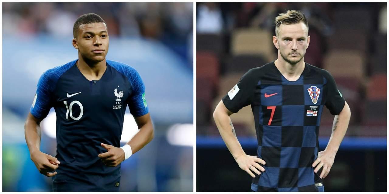 Francia y Croacia, por la gloria de Rusia 2018
