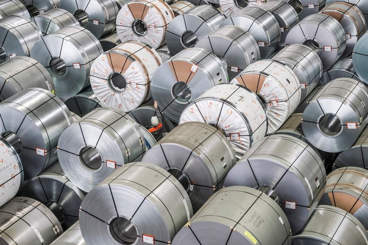 Aranceles de EU afectan exportaciones mexicanas de acero