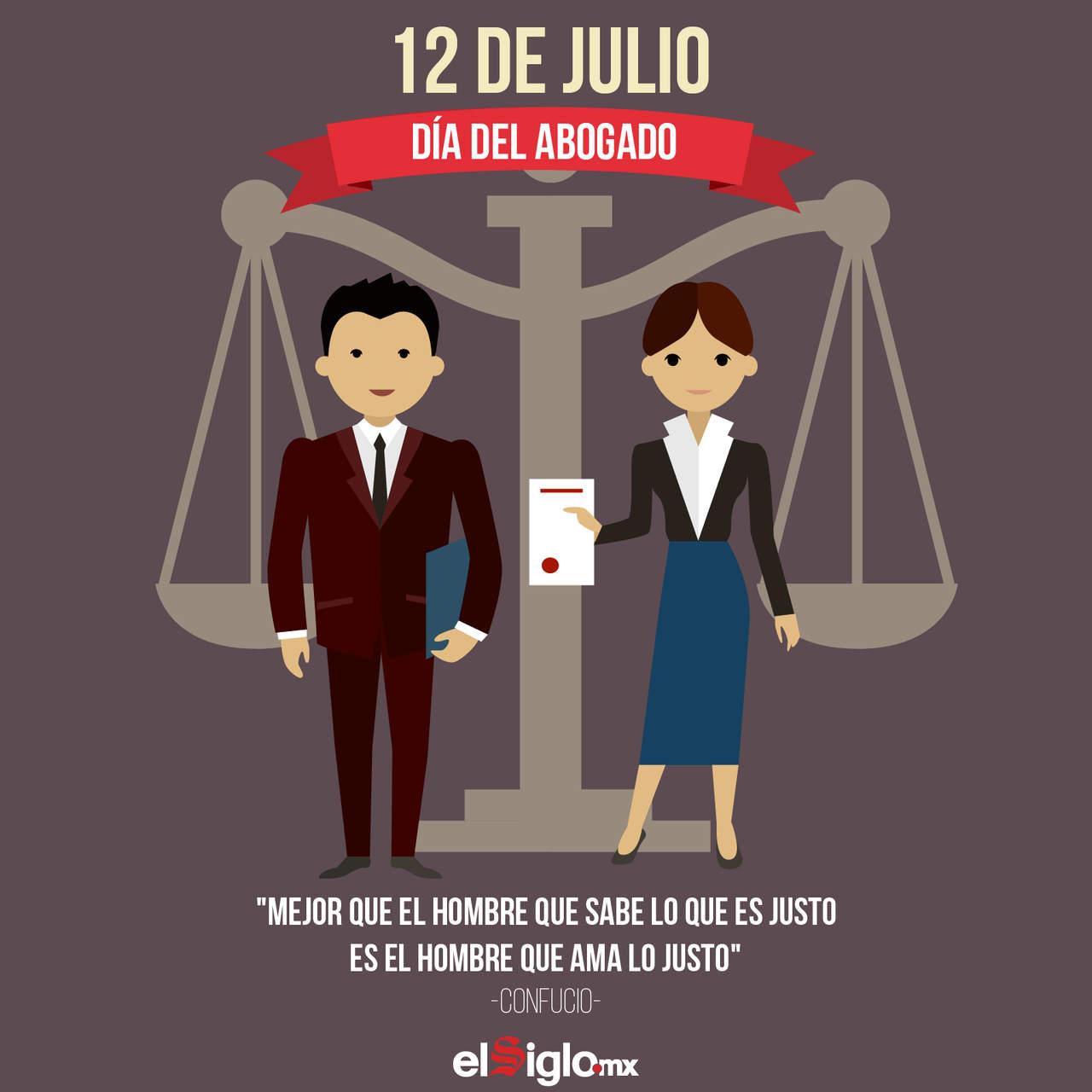 1960: Primera celebración del Día del Abogado en México