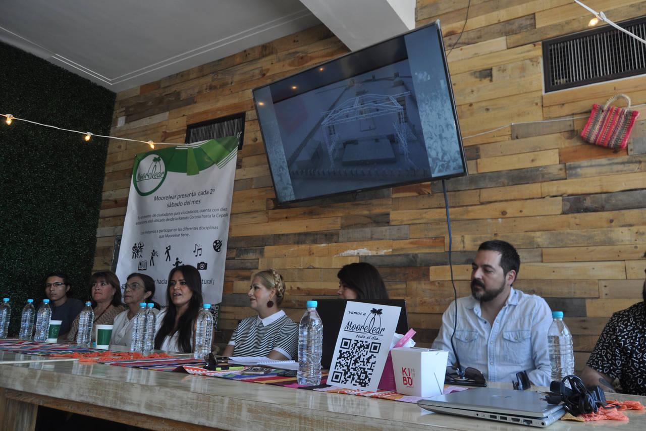 Ofrecen escaparate para nuevos artistas laguneros