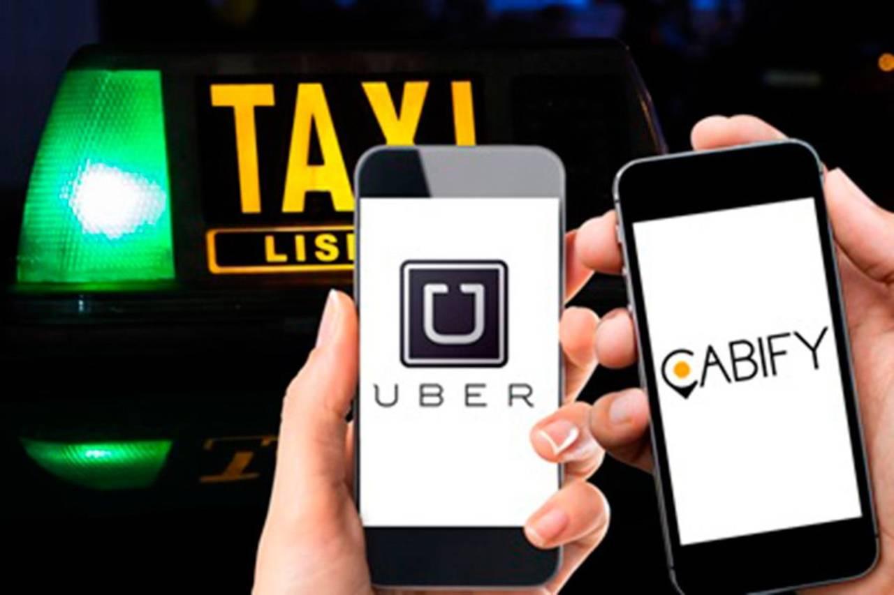 Sancionan a Uber, Easy Taxi y Cabify