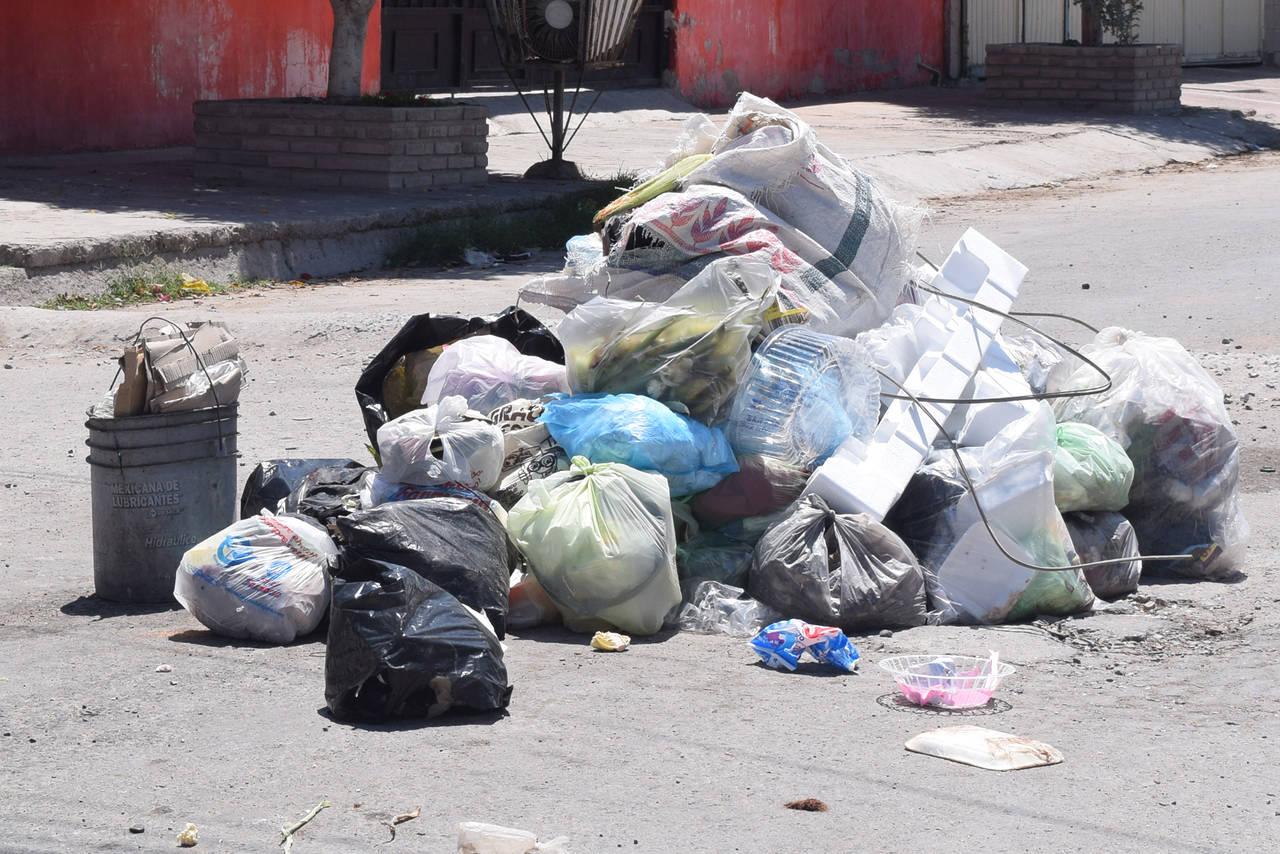 Aun con imprevistos, dicen que recolectan basura en SP