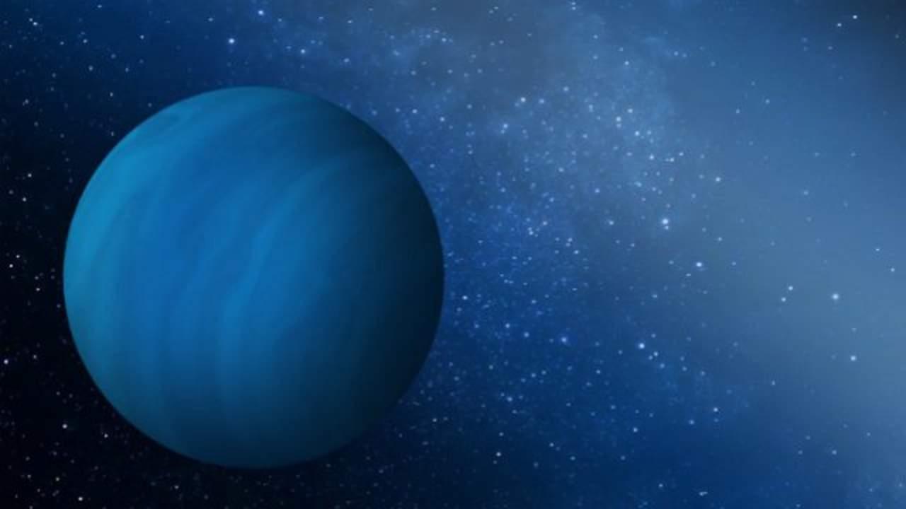 Choque de protoplaneta con Urano pudo causar inclinación