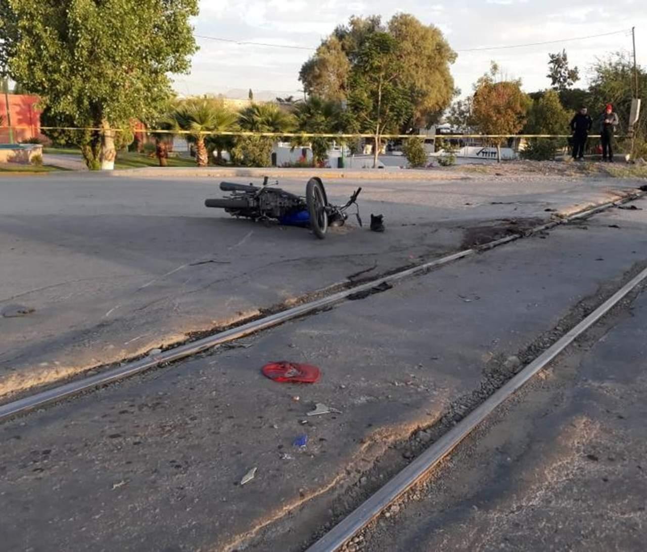 Hombre muere destrozado por el tren en Gómez Palacio