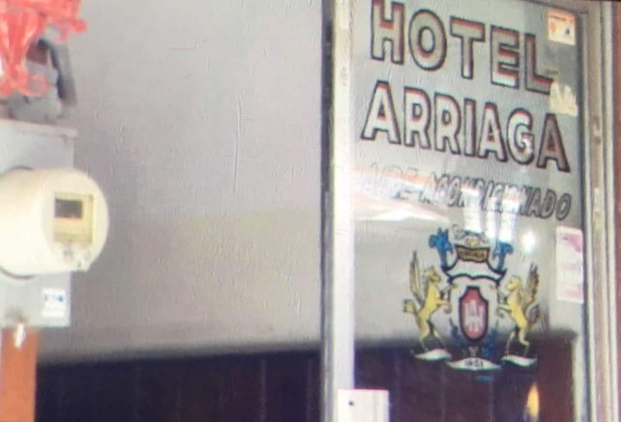 Asaltan Hotel Arriaga durante la madrugada