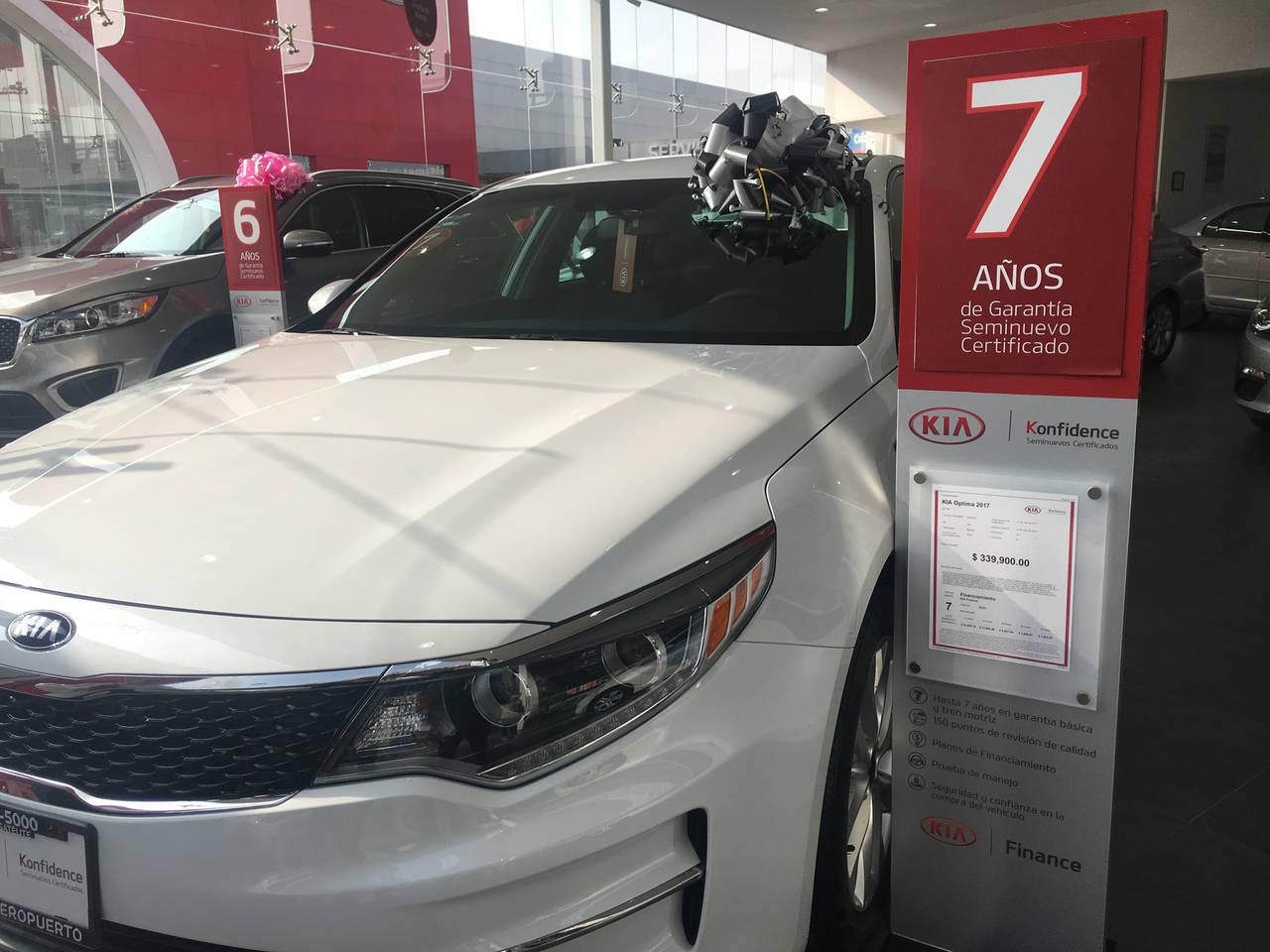 Llevará Kia Motors a 30 al Mundial