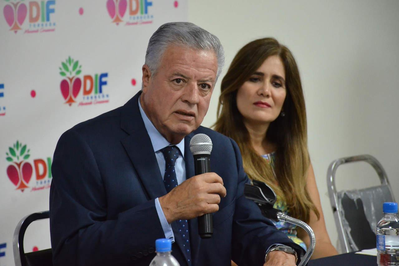 Zermeño descarta críticas a obras del Metrobús