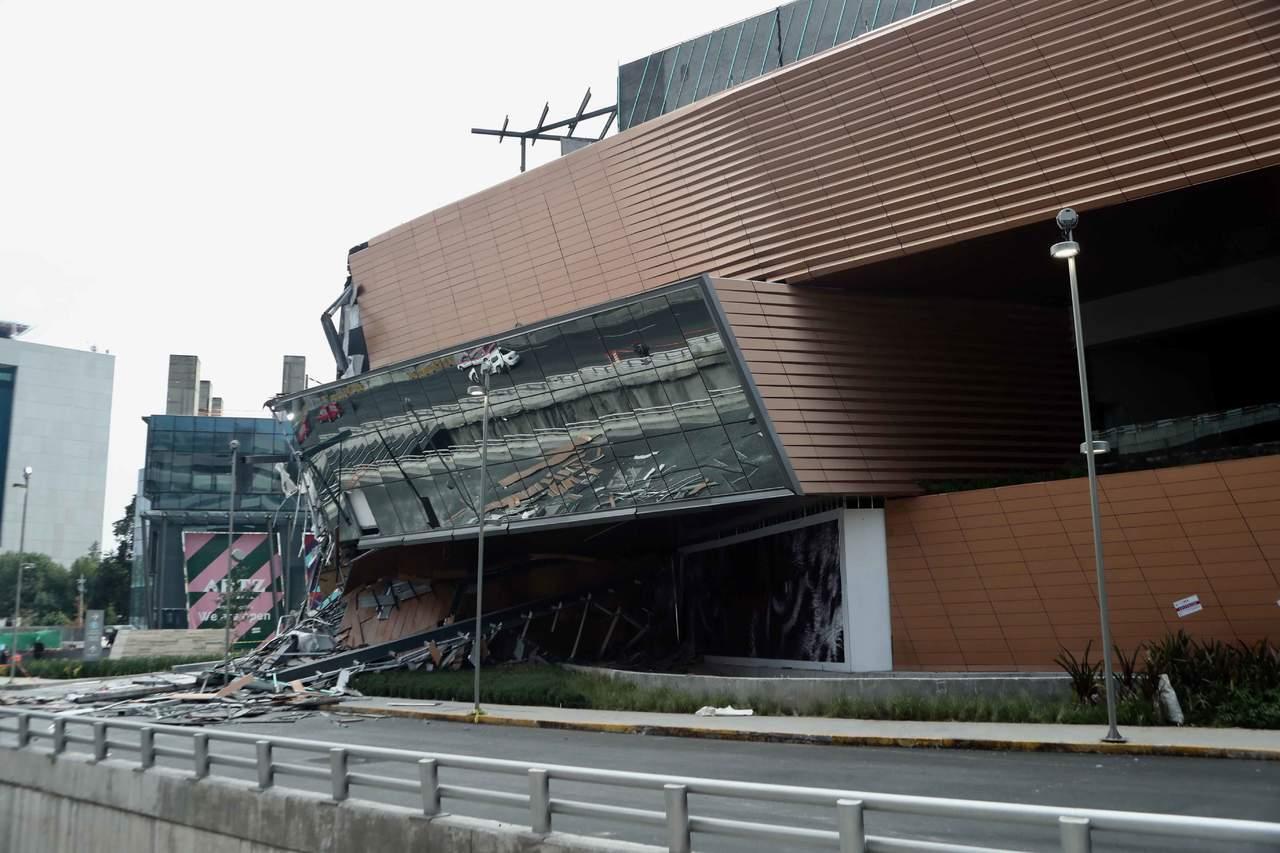 Grupo Riobóo se deslinda de parte colapsada en Plaza Artz