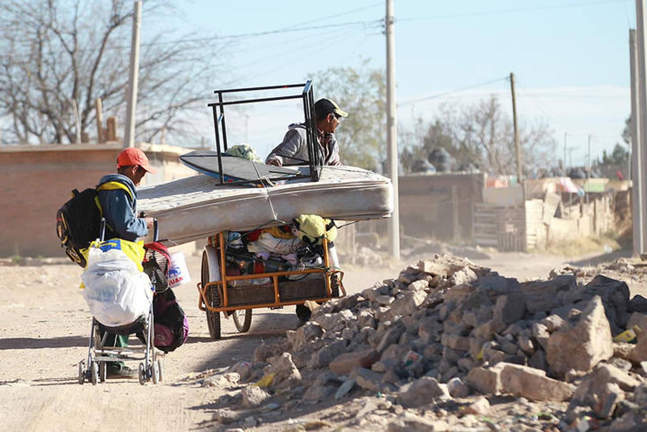 'No hay recursos para combatir la pobreza'
