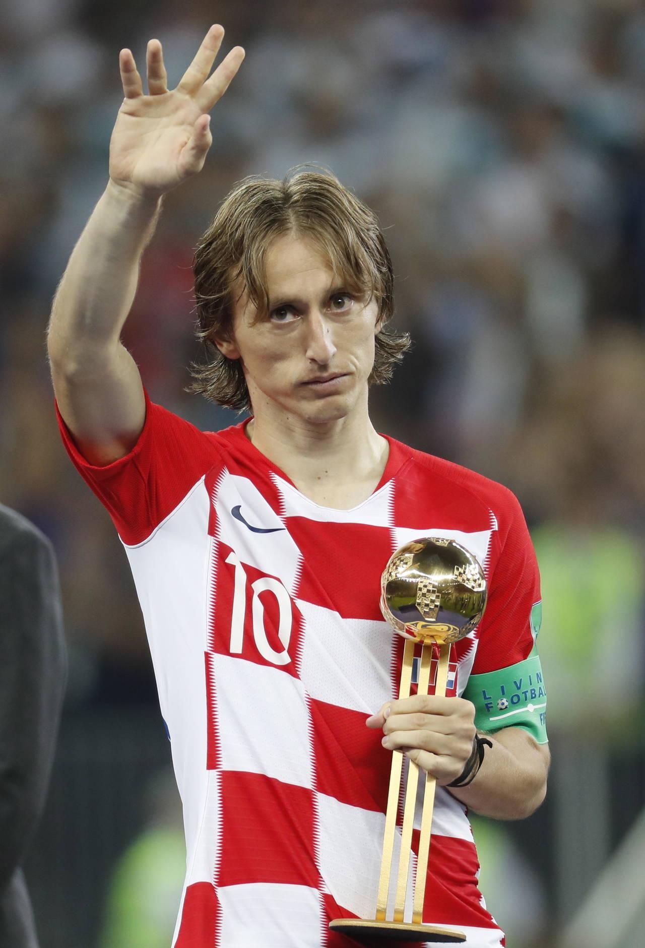 Modric prefería la Copa que ser el