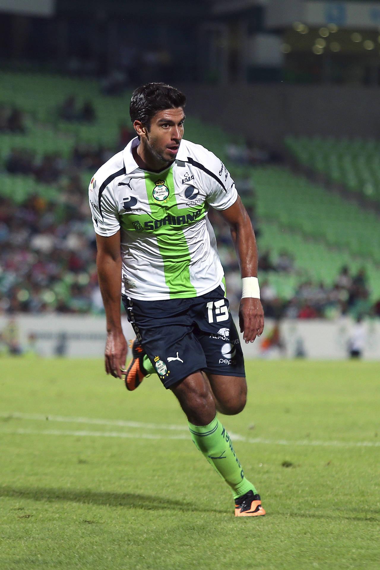 Eduardo Herrera regresa a Santos