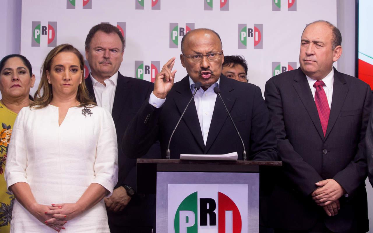 Tras derrota del PRI, Rubén Moreira escala