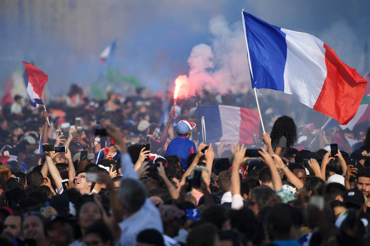Orgullo francés