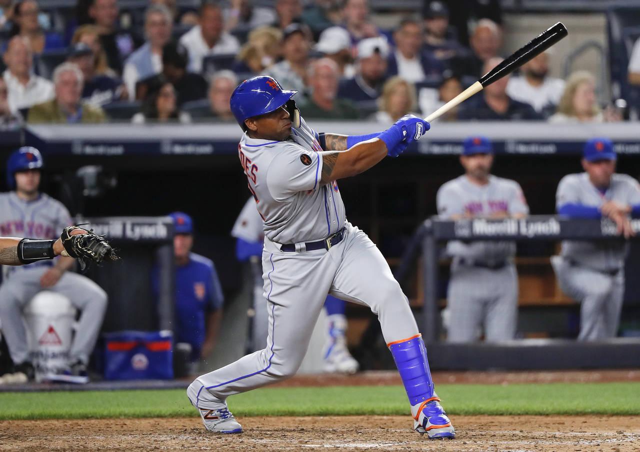 Céspedes pega jonrón en su regreso; Mets ganan