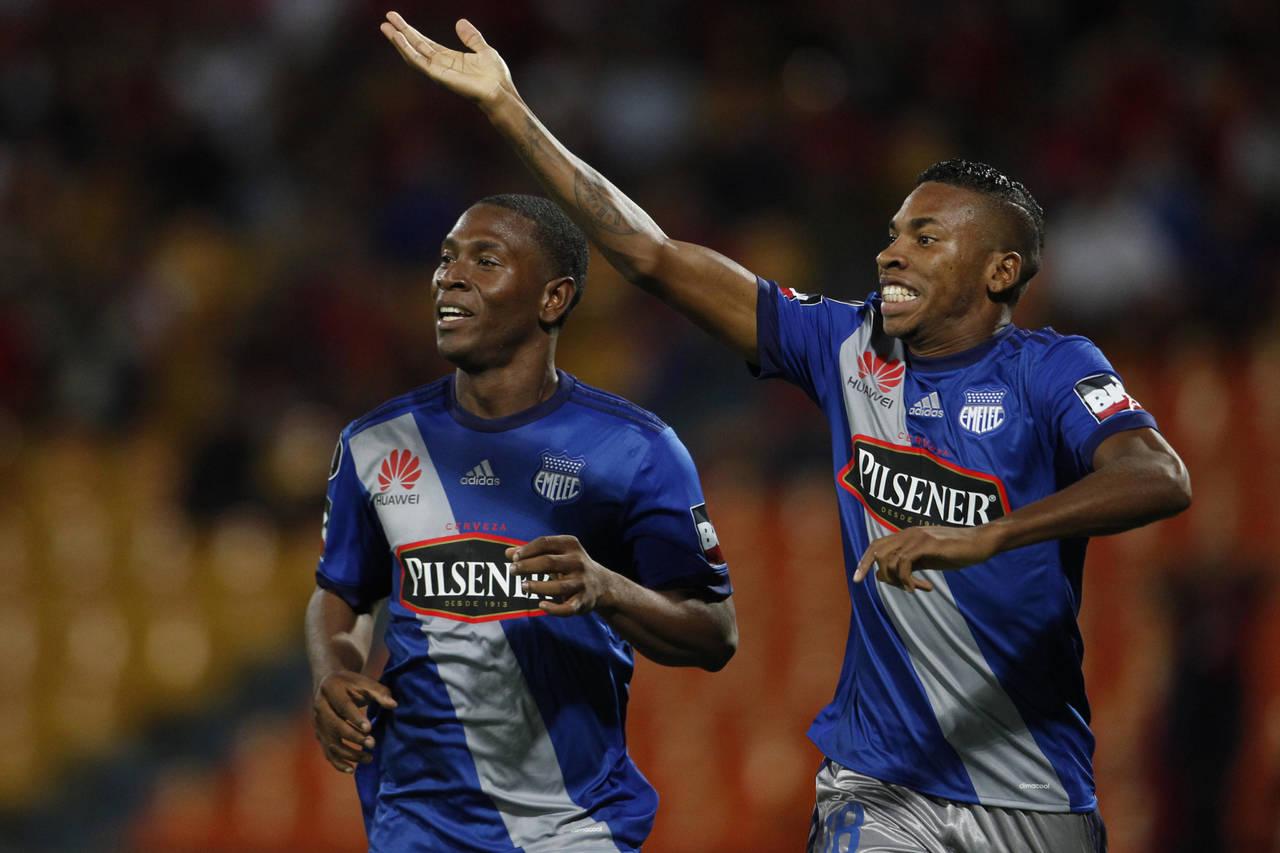Santos contrata a Preciado, delantero ecuatoriano