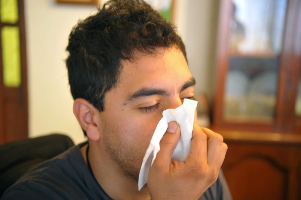 Resfriado común, principal causa de ausentismo laboral