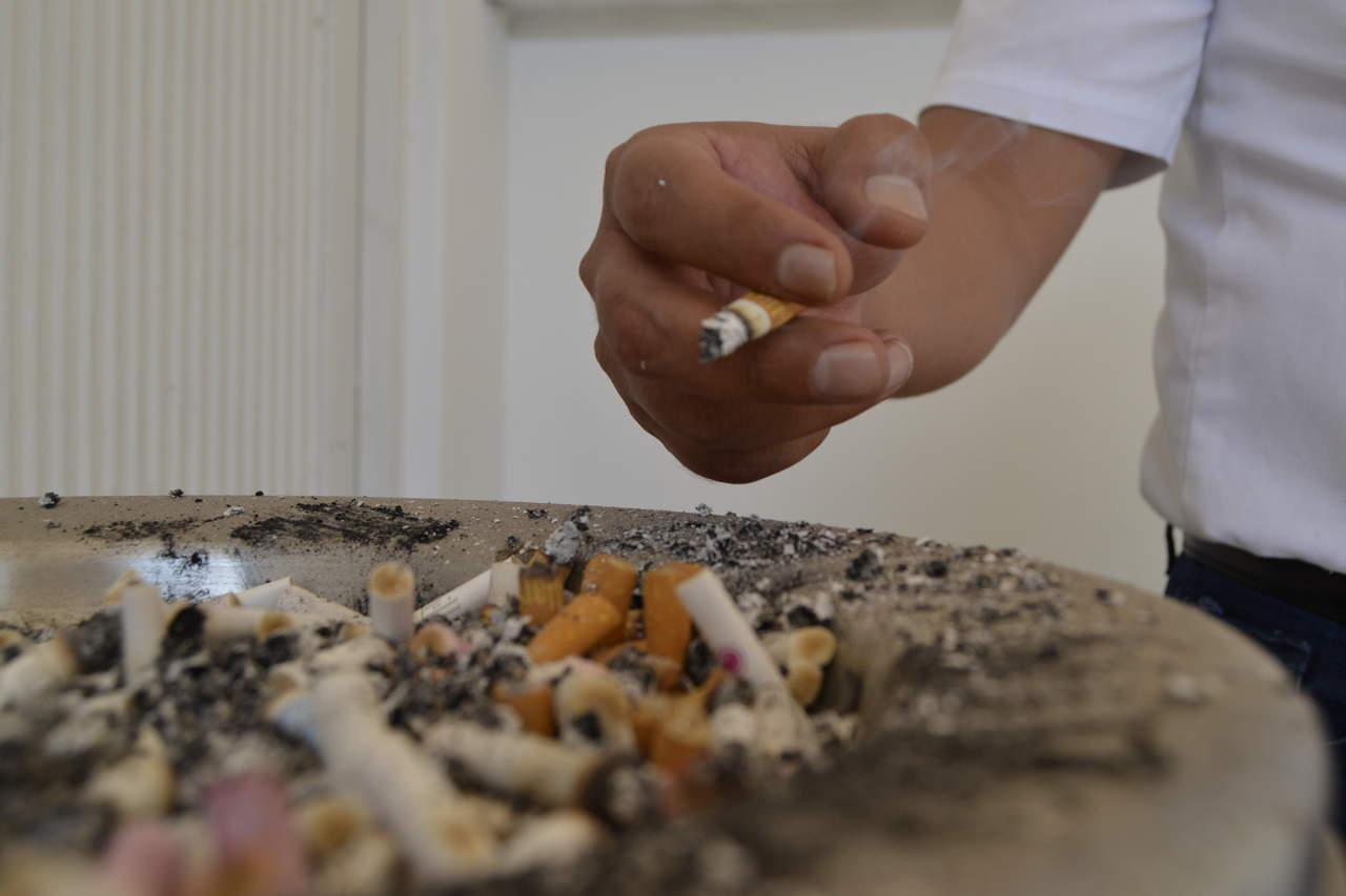 Tabaquismo, causa principal de enfisema pulmonar