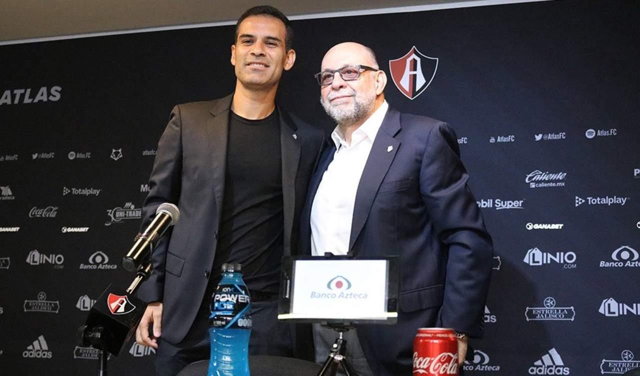 Márquez es nombrado director deportivo de Atlas