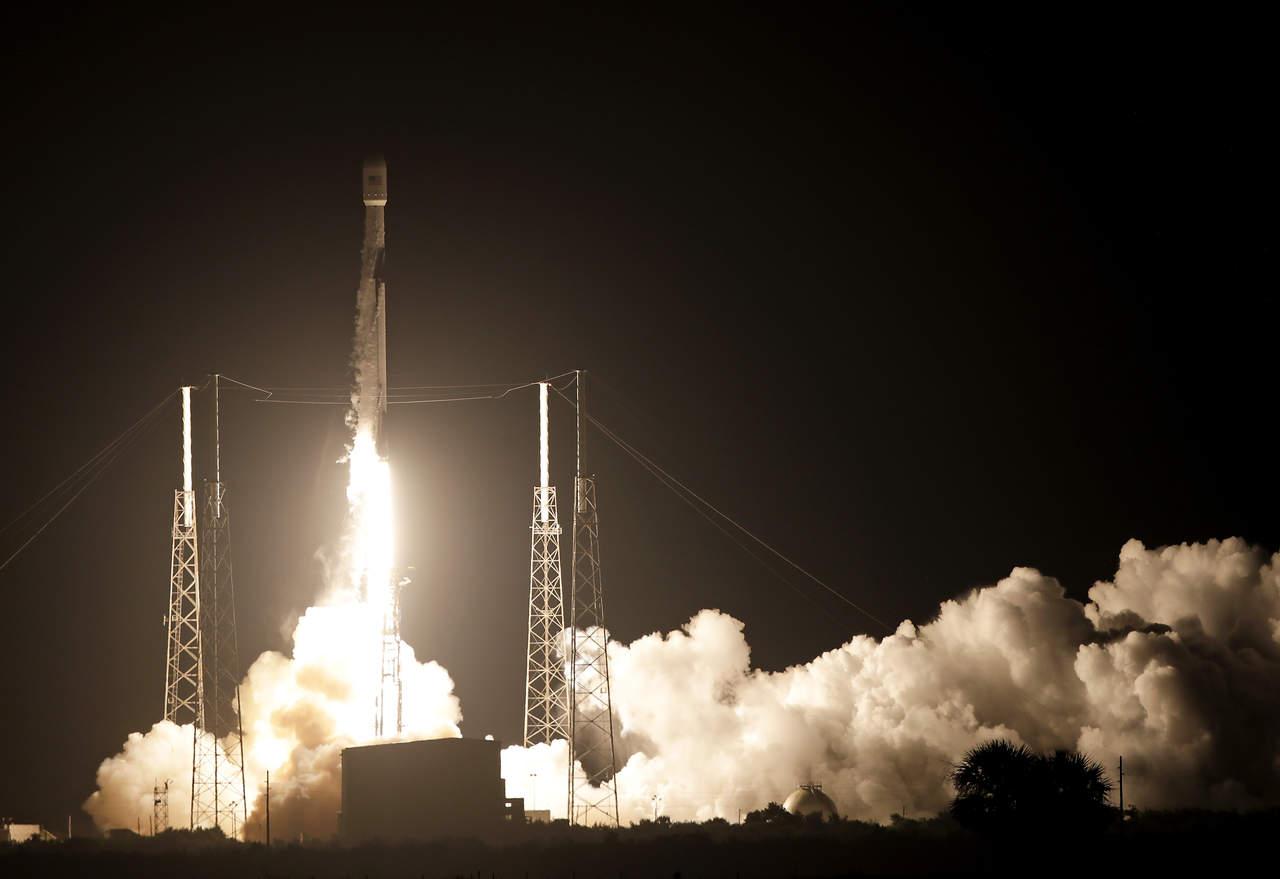 Por primera vez, reutilizan un cohete Falcon 9