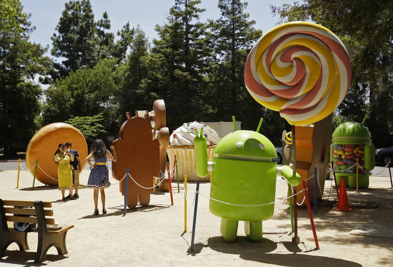 Conozca el nuevo Android Pie