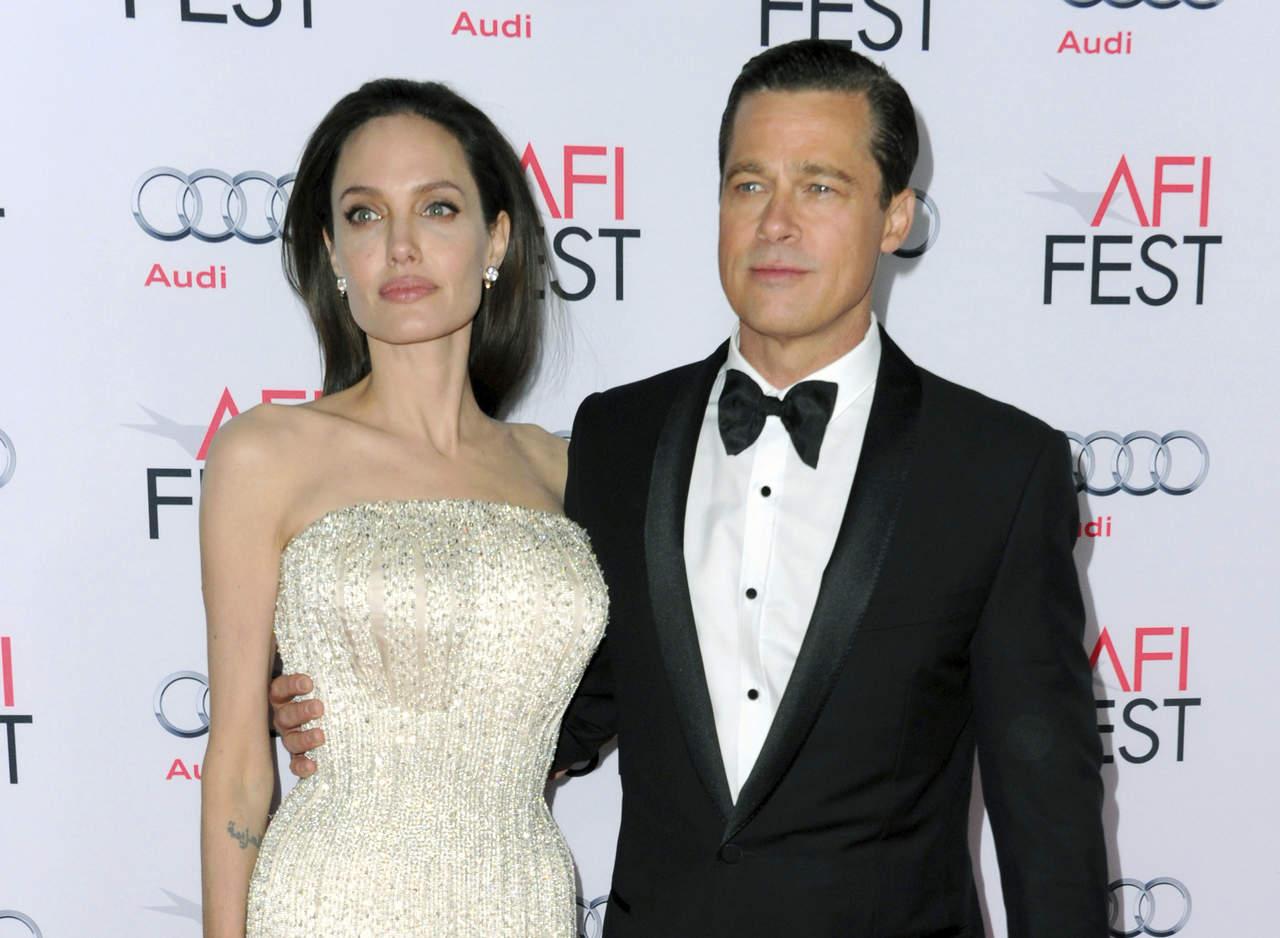 Asegura Brad Pitt haber pagado 1.3 mdd a sus hijos tras separación