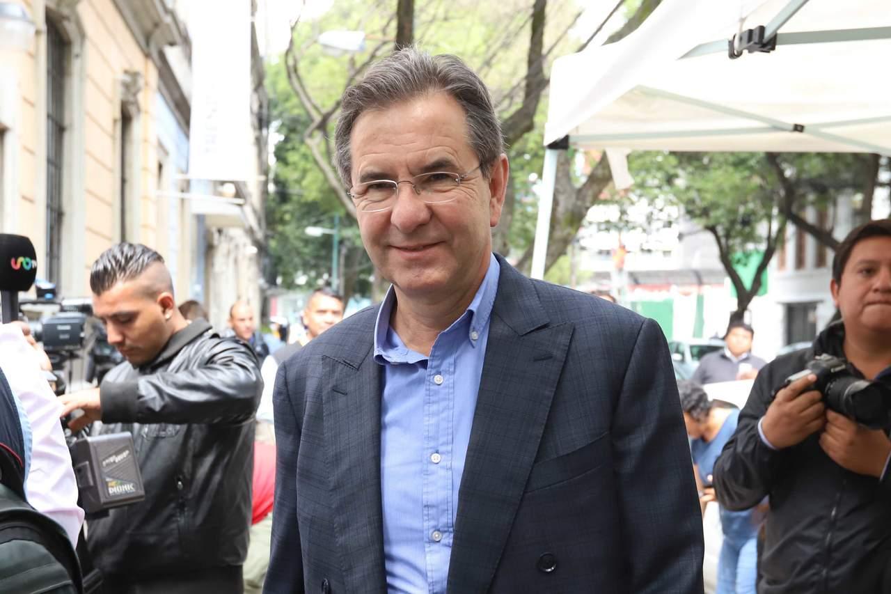 Liberación de Gordillo, decisión judicial que respetamos: Moctezuma