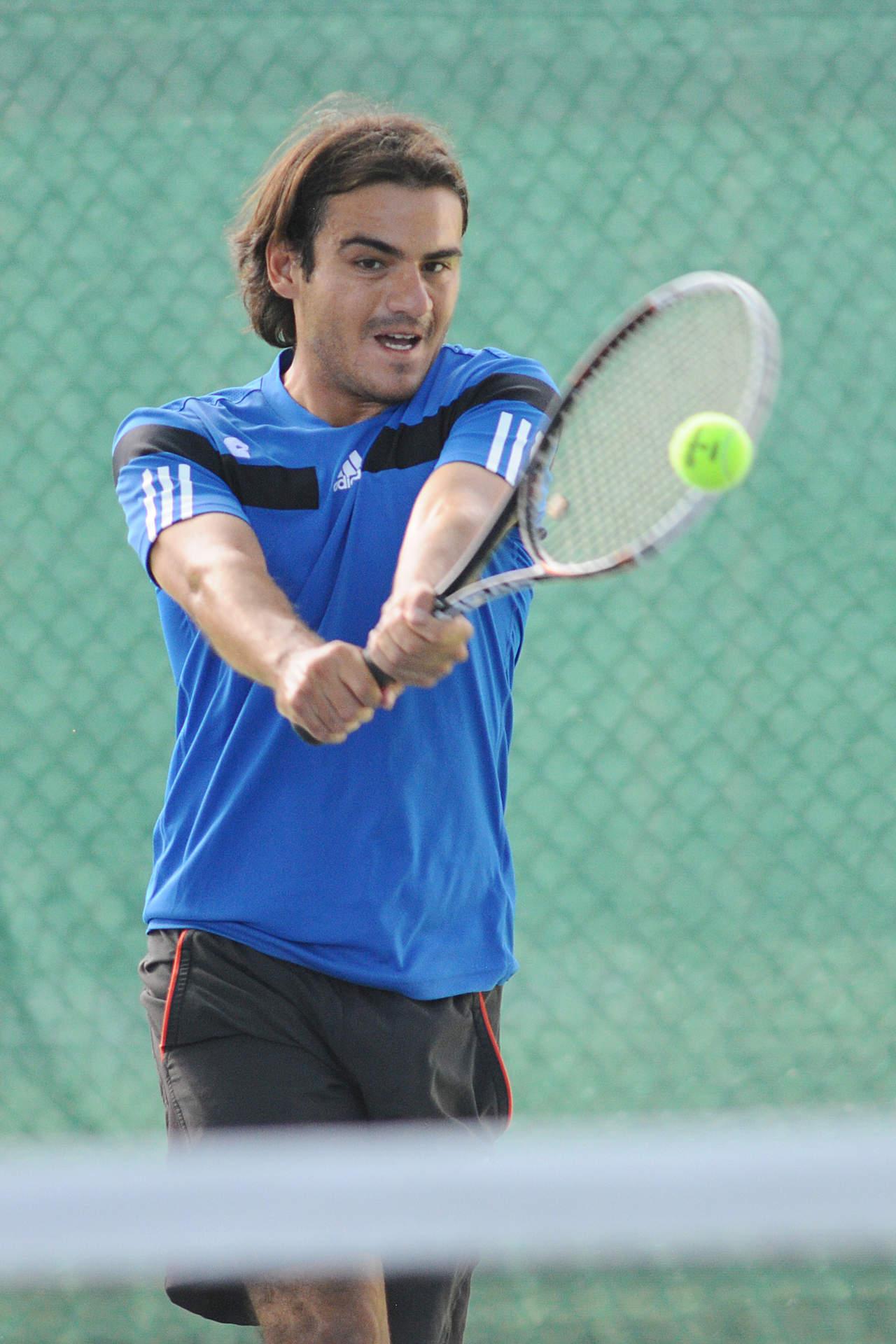 Listo, Anual de Tenis en La Rosita