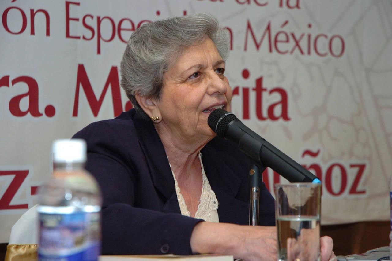 Falleció Margarita Gómez Palacio