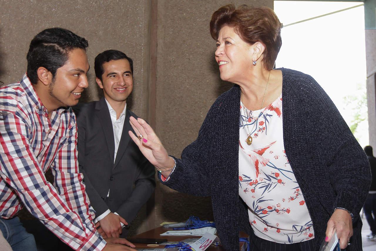 Cecilia Romero, propuesta para la Comisión Electoral del PAN