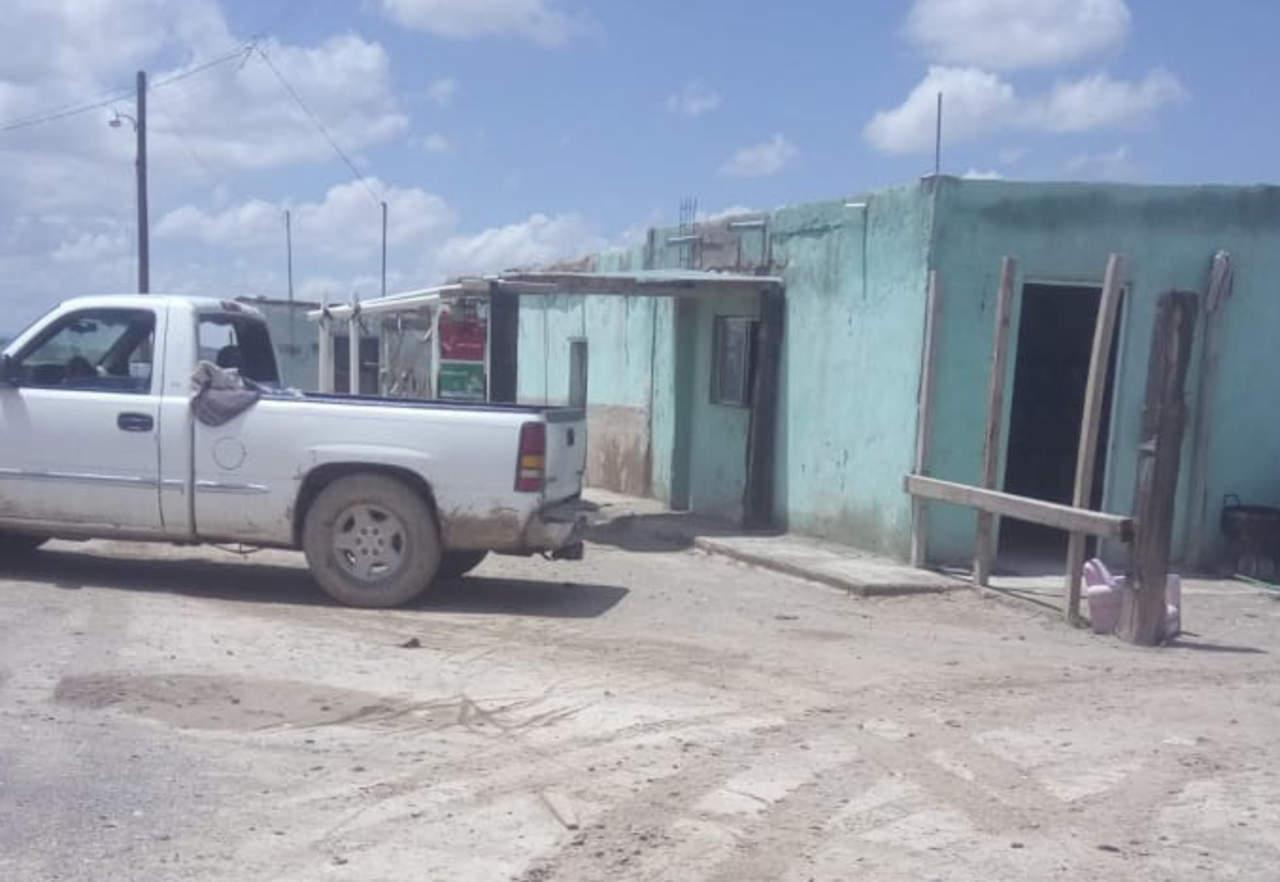 Muere bebé arrollada por su papá en ejido de Mapimí