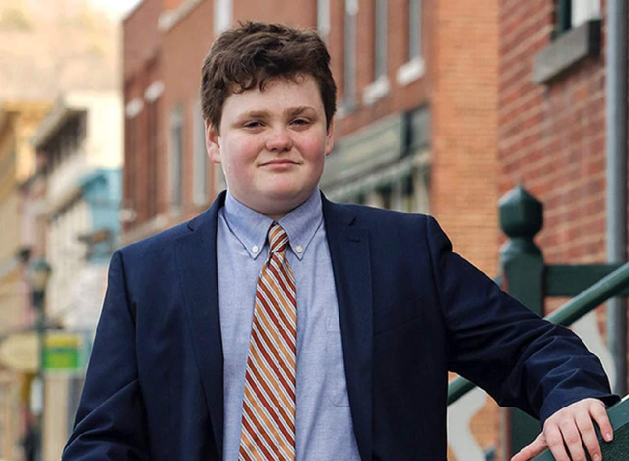 Niño de 14 años se postula para ser alcalde