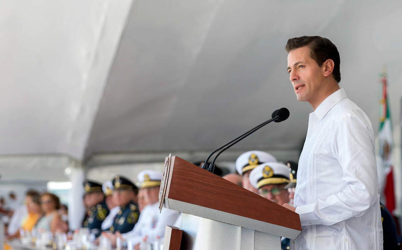 Exhiben a empresa consentida de Peña Nieto