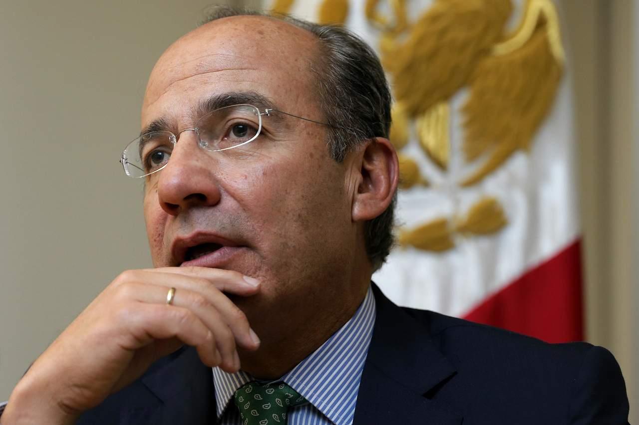 Expresidente Felipe Calderón cumple 56 años