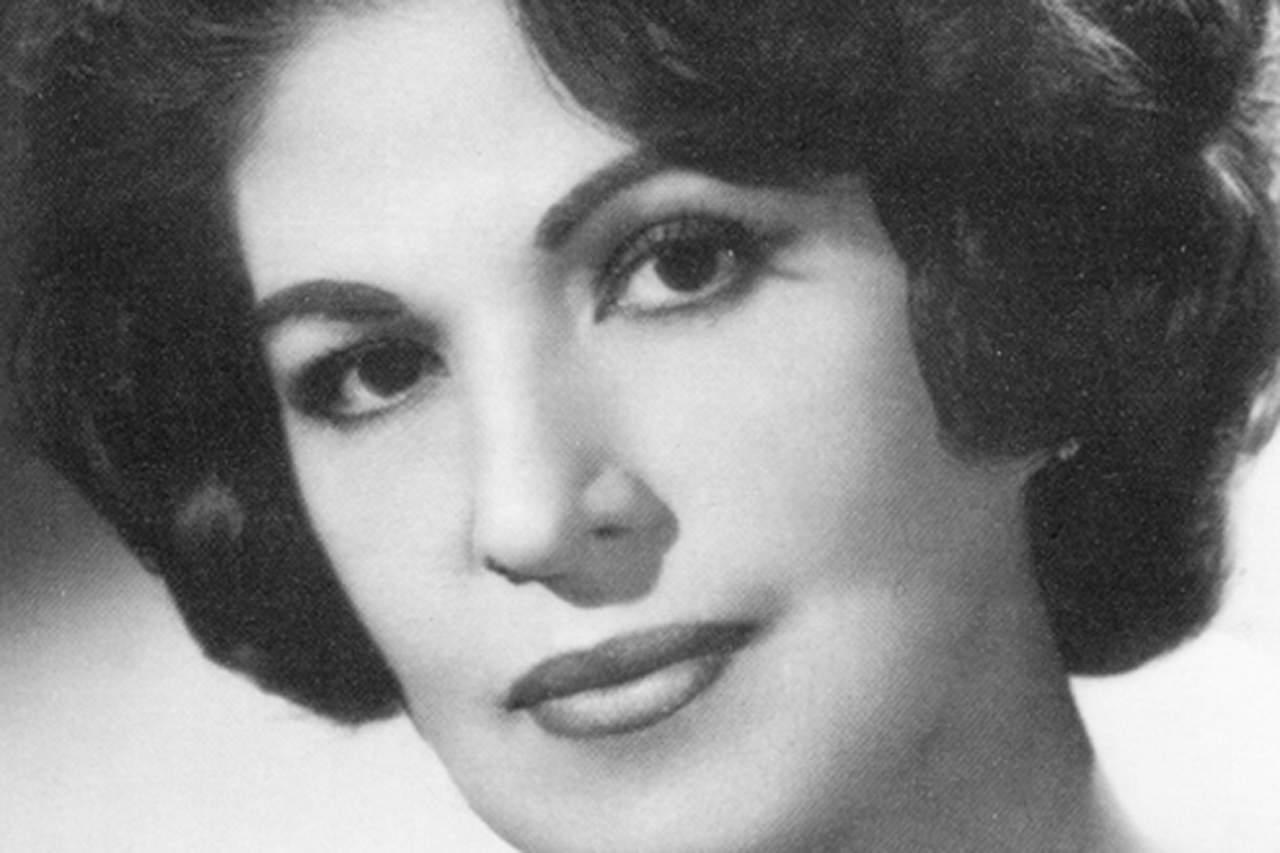 1920: Da su primer respiro Consuelo Velázquez, la destacada compositora de Bésame mucho