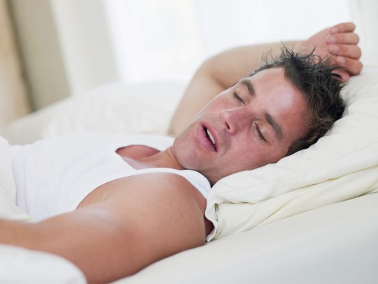 Apnea del sueño genera trastornos serios de salud