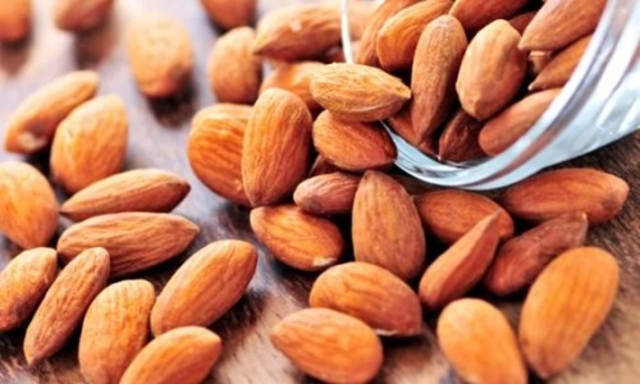 Almendras, semillas que ayudan a controlar glucosa y colesterol