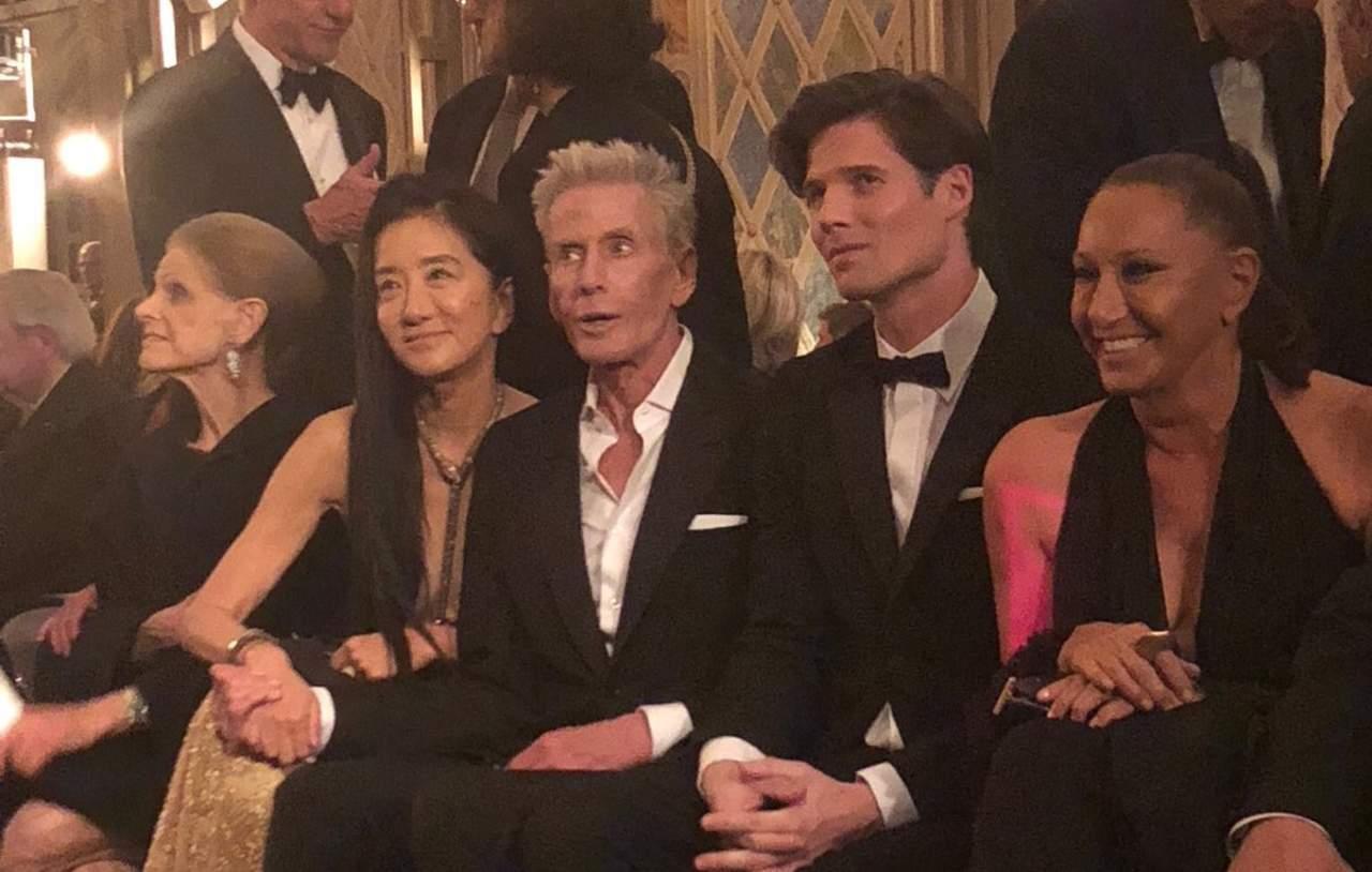 Ralph Lauren celebra 50 aniversario con una explosión de lujo