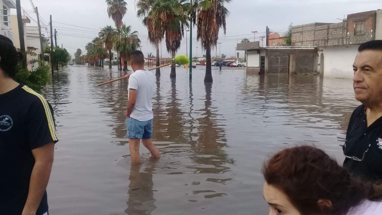 Solicita Torreón declaratoria del Fonden por lluvias