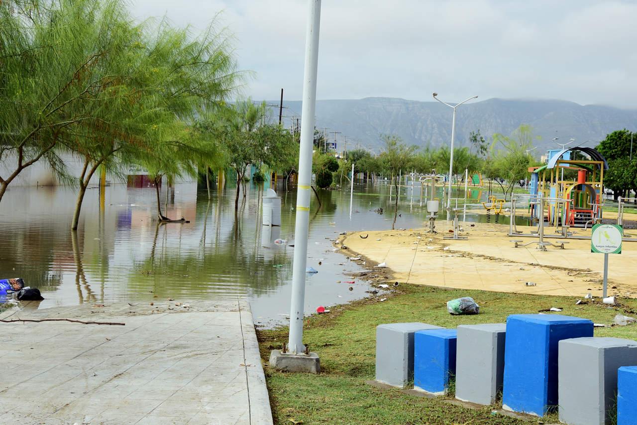 Registra Torreón 80.1 mm de agua acumulados