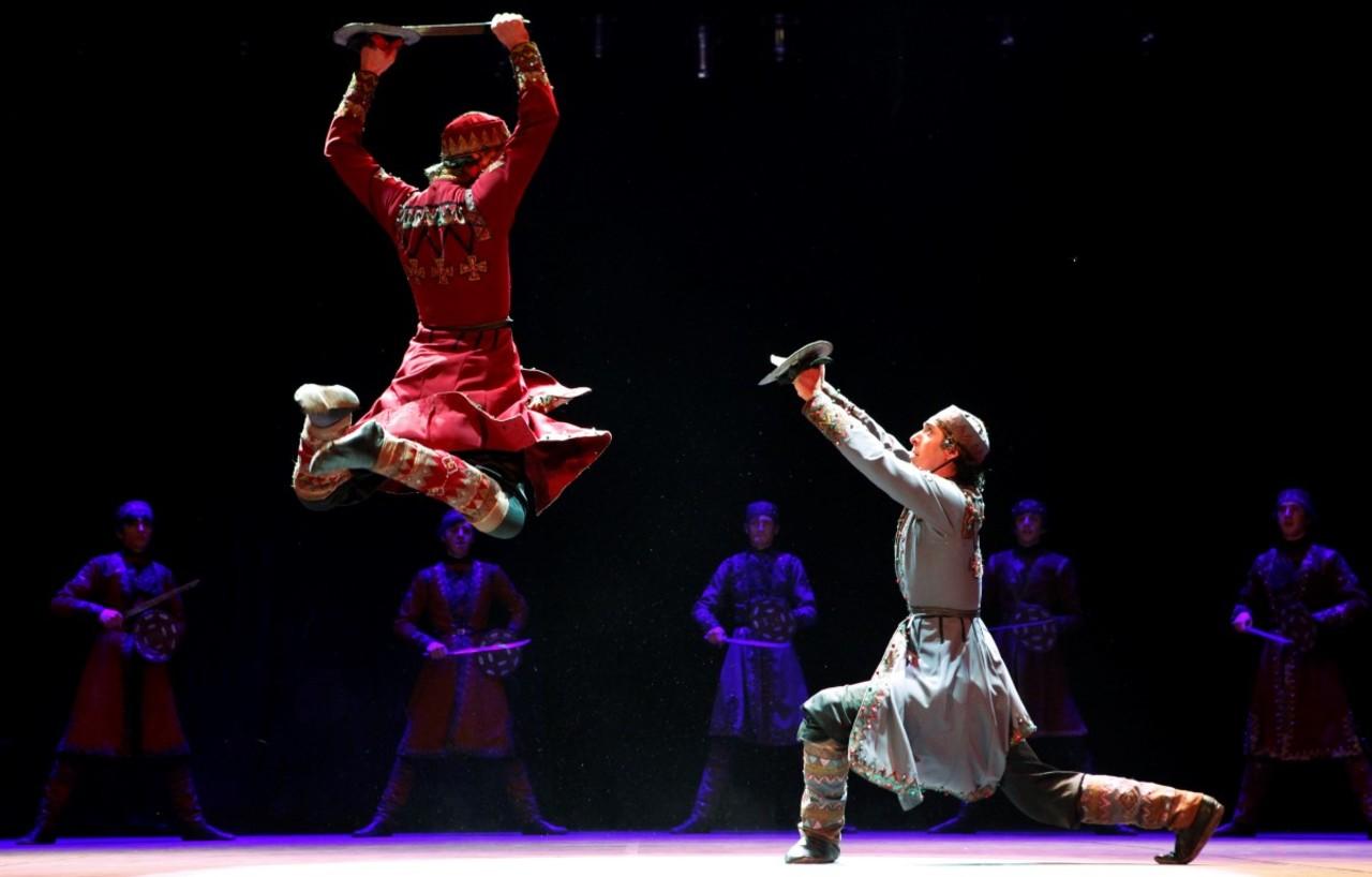 Danzantes del Cáucaso vendrán a Torreón