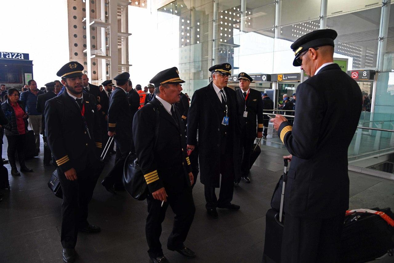 Acuerda ASPA emplazar a huelga a Grupo Aeroméxico