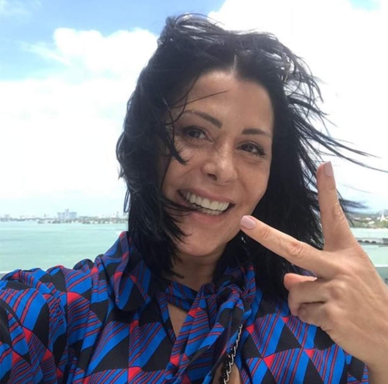 La foto de Alejandra que causa polémica