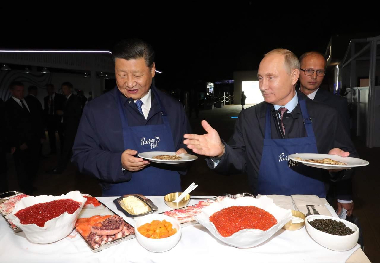 Buscan China y Rusia proteger mercados