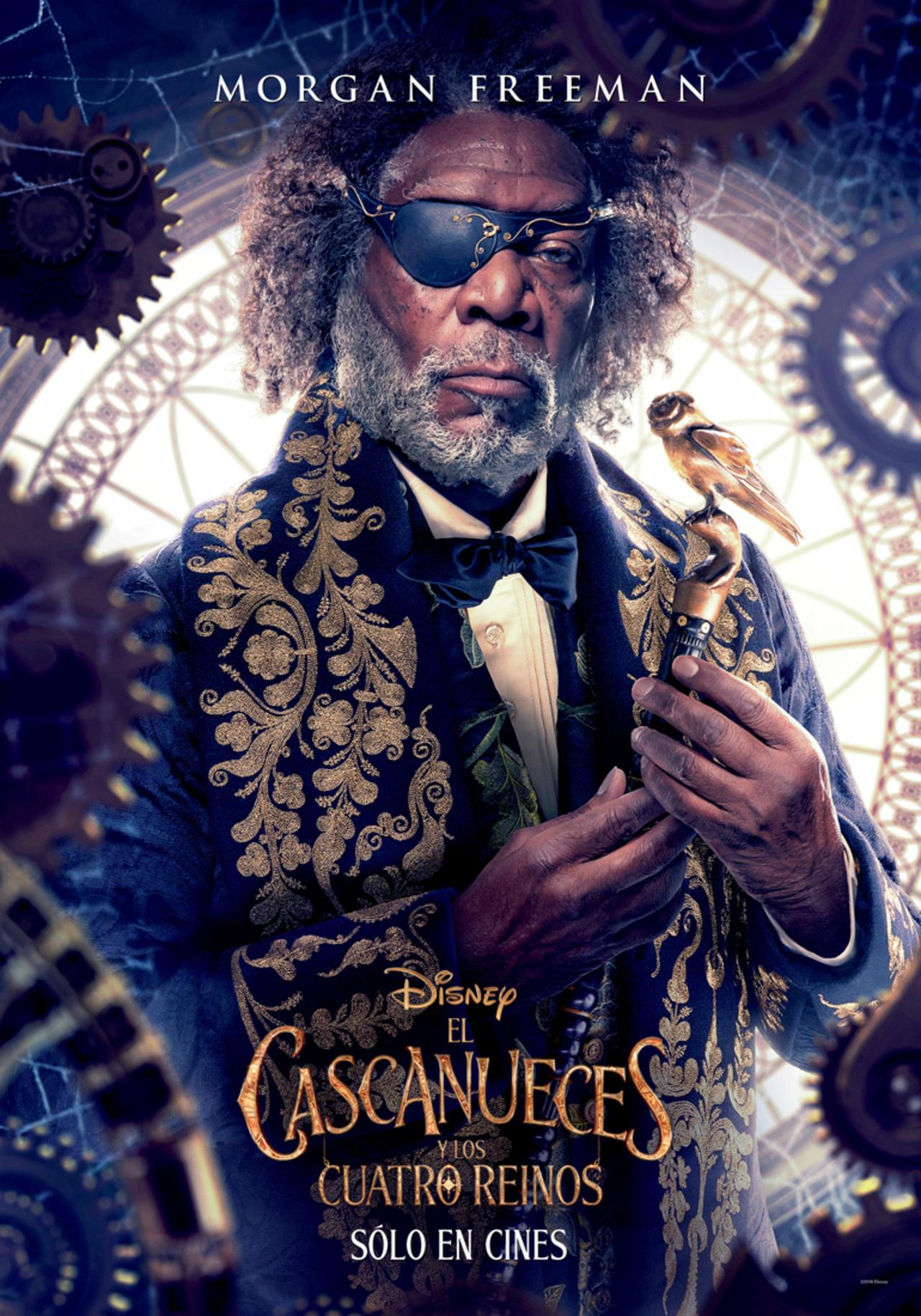 Revelan posters de El Cascanueces