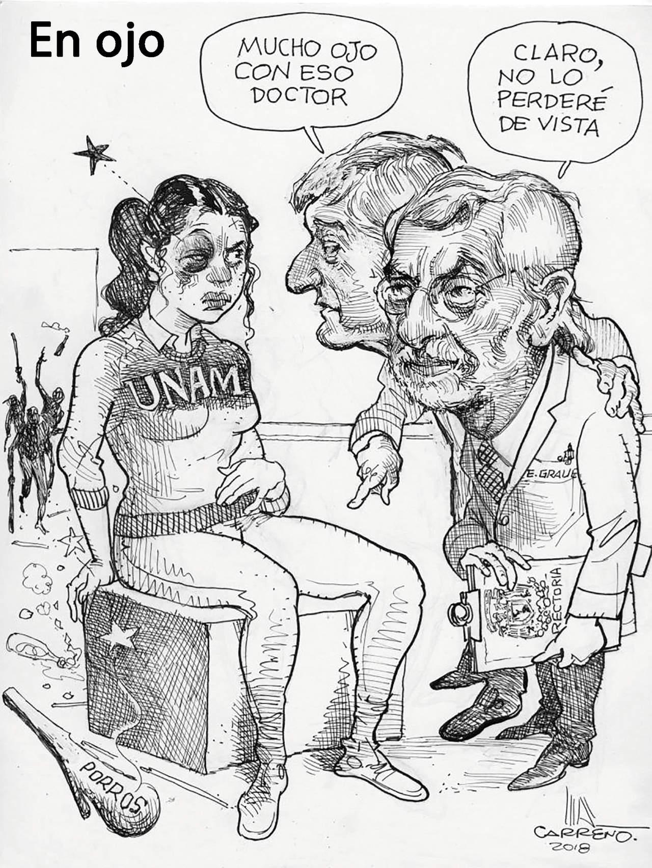 CARICATURA EDITORIAL